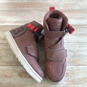 Nike Shoes - NWT Nike Air Jordan 1 Moto